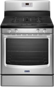 Maytag MGR8600D - Stainless Front