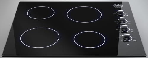 "Bertazzoni Modular Series P24CERNE - 24"" Electric Ceramic Cooktop"