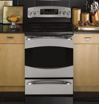 GE Profile PB900 - Stainless Steel with Black Accents