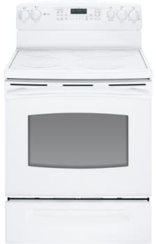 GE Profile PB905TTWW - White