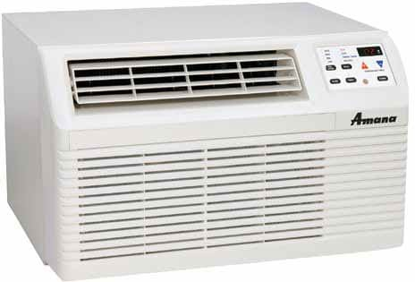Amana PBH093G35CB - 11,800 BTU Cool Only Thru-the-Wall Air Conditioner