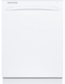 GE Profile PDWT100VWW - White
