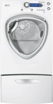 GE Profile PFDS450GLWW - White w/ Optional Pedestal (Sold Separately)