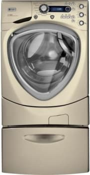 GE Profile PFWS4605LMG - Champagne w/ Optional Pedestal (Sold Separately)