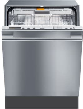 Miele Futura ProfiLine Series PG8083SCVI - Custom Panel shown with Clean Touch Steel