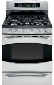 GE Profile PGB930DET - Stainless Steel