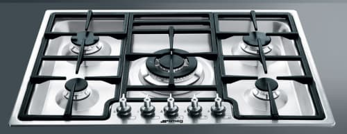 Smeg Classic Design PGF75U3 - Stainless Steel Front Controls