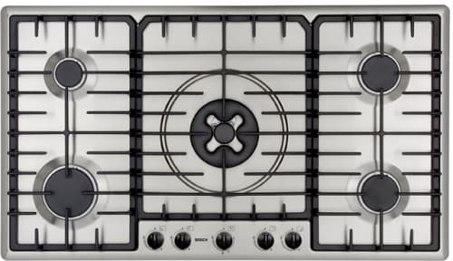 Bosch Pgl985uc 36 Inch Gas Cooktop