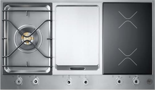 Bertazzoni PM361IGX - Stainless Steel