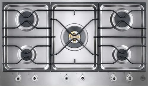 Bertazzoni Design Series PM36500XLP - Power Burner On Center