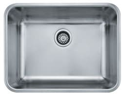 Franke Grande Series GDX11023 - Single Bowl Stainless Steel Sink