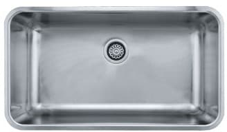 Franke Grande Series GDX11031 - Single Bowl Stainless Steel Sink