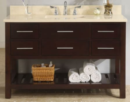Empire Industries Priva Collection PR48W - Dark Cherry
