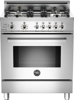 Bertazzoni Professional Series PRO304DFS - Stainless Steel