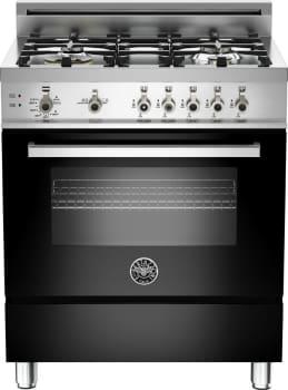 Bertazzoni Professional Series PRO304GASNE - Black