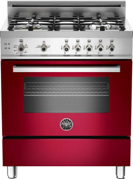 Bertazzoni Professional Series PRO304GASVI - Red Wine