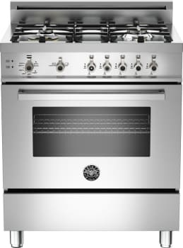 Bertazzoni Professional Series PRO304GAS - Stainless Steel