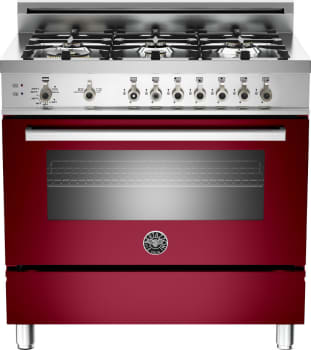Bertazzoni Professional Series PRO366GASVILP - Red Wine