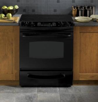 GE Profile PS968DPBB - Black on Black