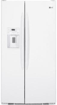GE Profile PSHF9PGZWW - White