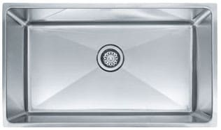 Franke Professional Series PSX1103012 - Single Bowl Stainless Steel Sink