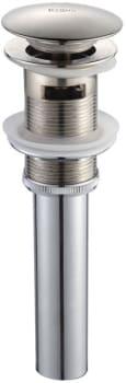 Kraus PU16 - Brushed Nickel