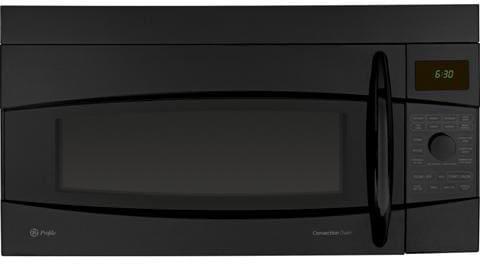 GE Profile PVM1790DRBB - Black