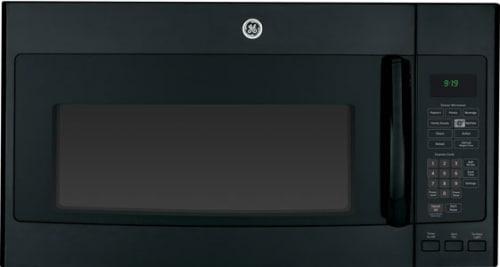 GE Profile PVM9195DFBB - Black