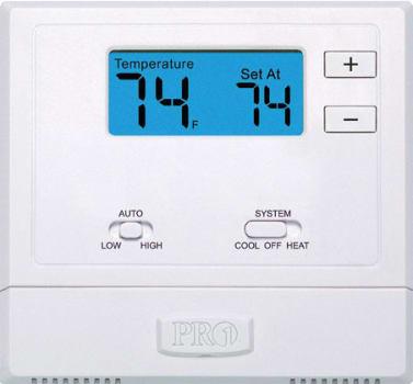 LG PYRCUCC1HB - Wireless Wall Thermostat
