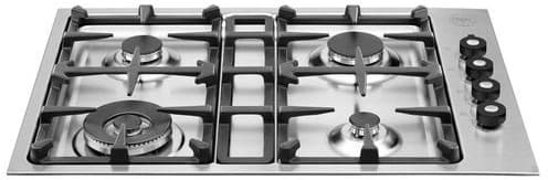 "Bertazzoni Professional Series Q30400 - 30"" 4-Burner Low-Profile Cooktop"