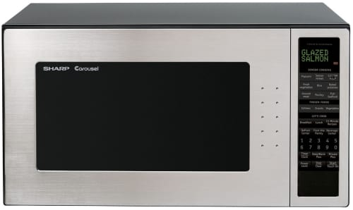 Sharp R530 - Stainless Steel