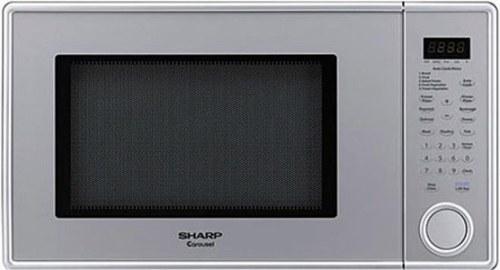 Sharp R409YV - Pearl Silver