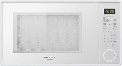 Sharp R409YW - White