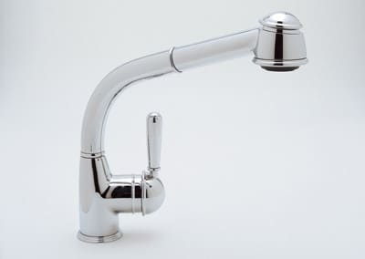 Rohl Country Collection R7903LMSTN - Polished Chrome