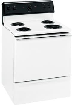 Hotpoint RB525DPWH - Featured View