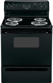 Hotpoint RB526DHBB - Front View