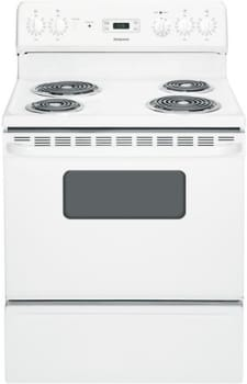 Hotpoint RB526DHWW - Front View