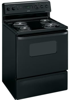Hotpoint RB526DPBB - Black