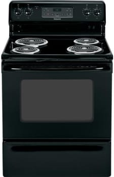 Hotpoint RB720DHBB - Front View