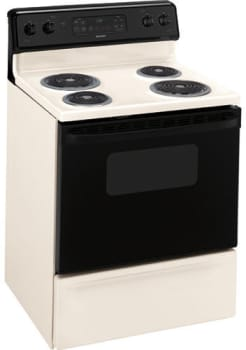Hotpoint RB757DP - Bisque