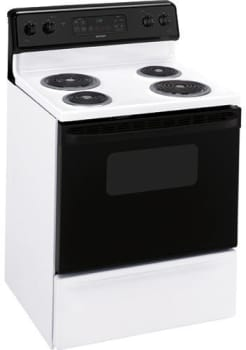Hotpoint RB757DPWH - White