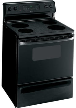 Hotpoint RB787DPBB - Black