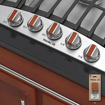 Viking RDKI5CY - Five Pack Cherry Knob Insert Kit