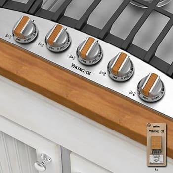 Viking RDKI5MP - Five Pack Maple Knob Insert Kit