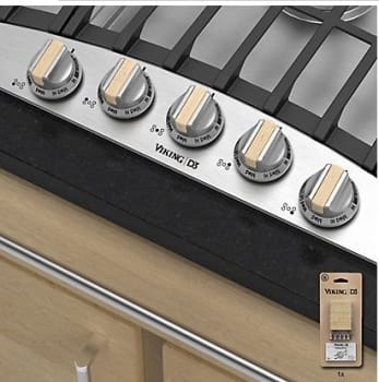 Viking RDKI5WO - Five Pack White Oak Knob Insert Kit