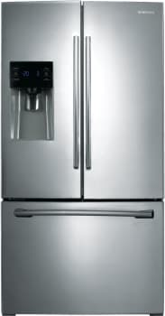 Samsung RF263BEAESR - 36 Inch French Door Refrigerator from Samsung