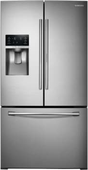 Samsung RF28HDEDBSR - 36 Inch French Door Refrigerator from Samsung