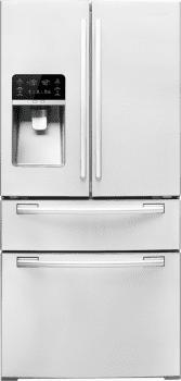 Samsung RF4267HAWP - White