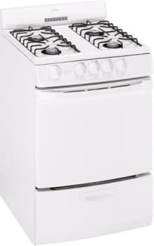 Hotpoint RGA724PCDWW - Featured View