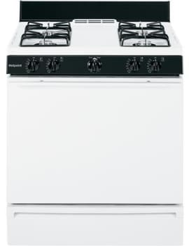 Hotpoint RGB508PEF - Front View